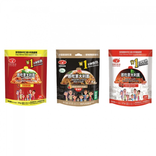 Kangli Quick Cooked Pasta Family Pack
